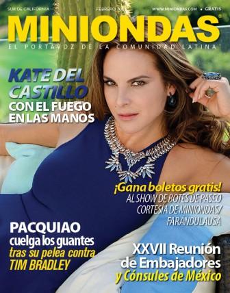 Miniondas Newspaper Edición Febrero 2016