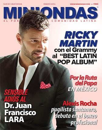 Miniondas Newspaper Edición Marzo 2016