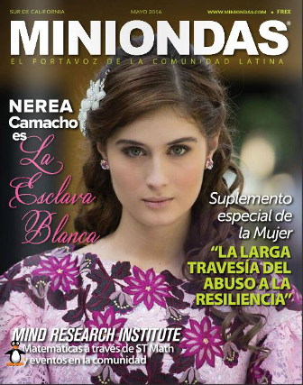 Miniondas Newspaper Edición Mayo 2016