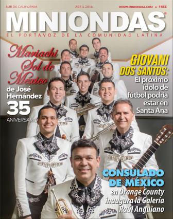 Miniondas Newspaper Edición Abril 2016