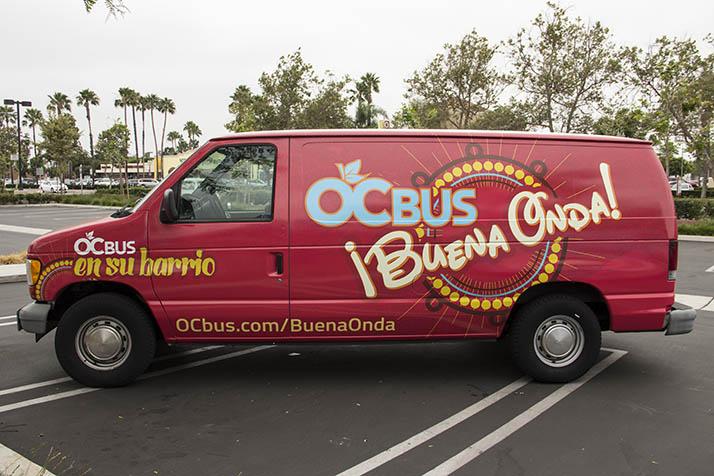 BRAVO 560. Ruta Long Beach – Santa Ana