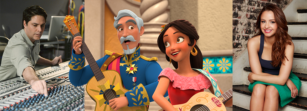 "ELENA OF AVALOR - ""First Day of Rule"" - ""First Day of Rule"" - Elena officially becomes crown princess and rescues her sister, Isabel, from Noblins, elf-like shapeshifting creatures based on a Chilean peuchen myth. (Disney Channel) FRANCISCO, ELENA"