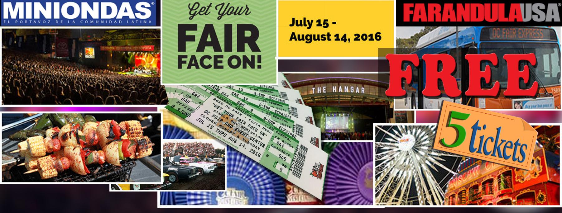 OC Fair 5 Free