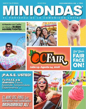 Miniondas Newspaper Edición Julio 2016