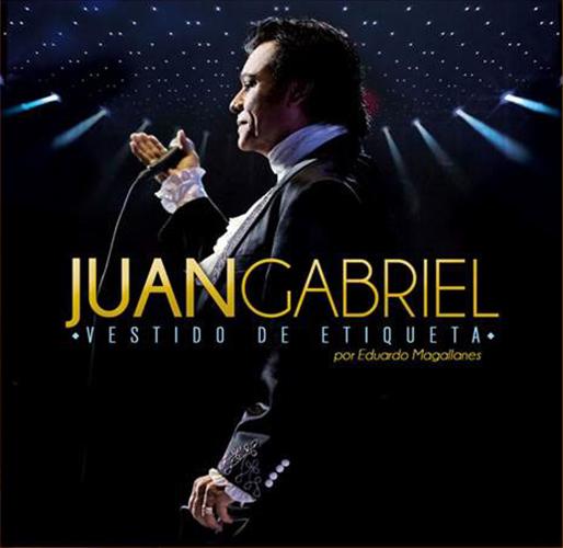 Juan Gabriel se lanza «Vestido de Etiqueta»