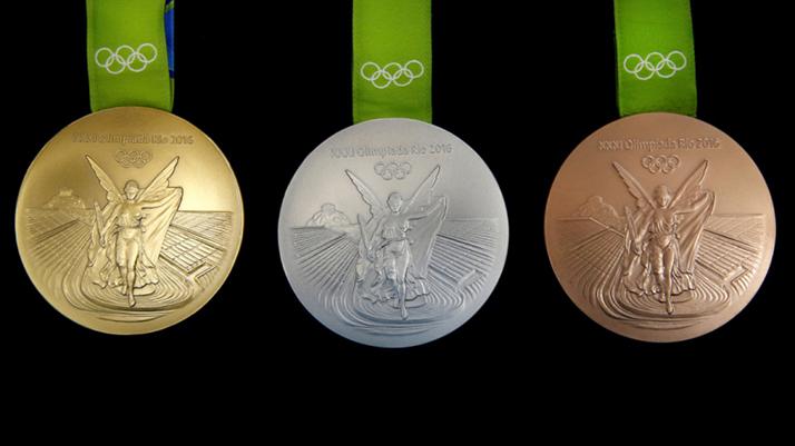 Estados Unidos arrasa con el oro en Río 2016