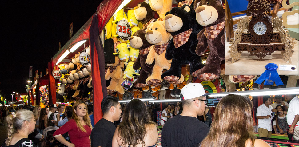 La Feria Del Condado De Orange Se Despidio De 1.3 Millones De Visitantes.