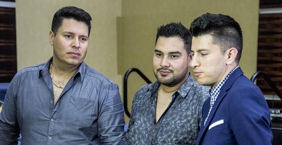 La Banda MS En Gira y Alan Ramírez Bien Recuperado