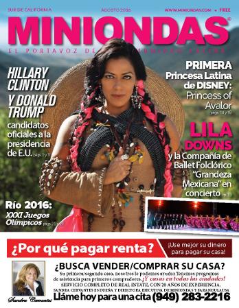 Miniondas Newspaper Edición Agosto 2016